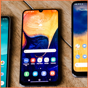 Android Cellulaires