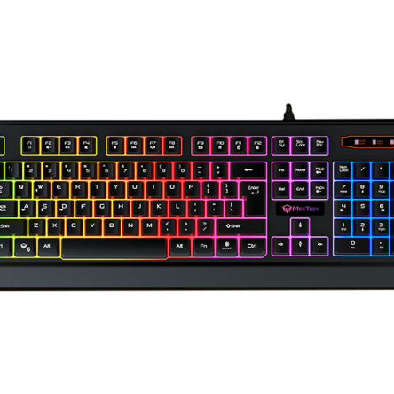 Waterproof Backlit Gaming Keyboard K9320